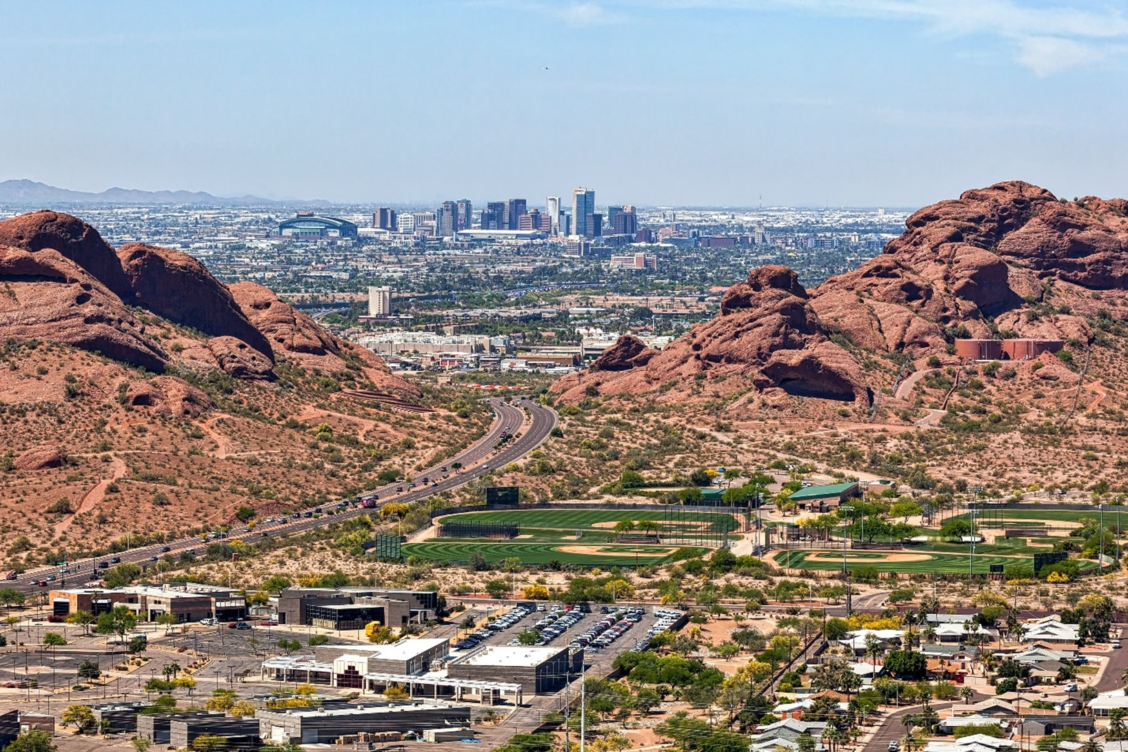 A Shot of Phoenix, Where All Homes AZ Will Buy Homes
